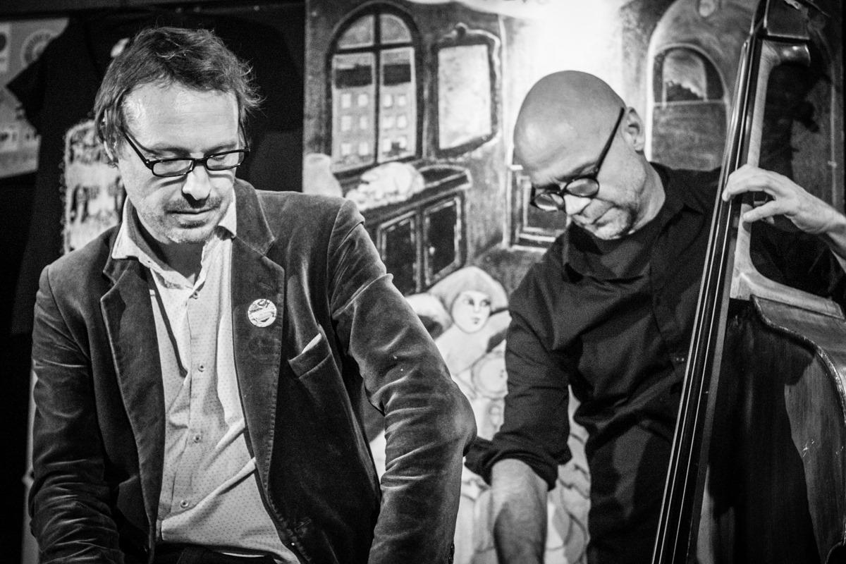 Povitch et Christophe @ La Bretelle · déc. 2019 · Olive