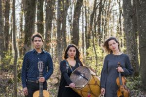 barlovento trio - la bretelle at home