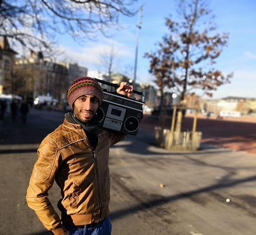 DJ Vahid à la Bretelle