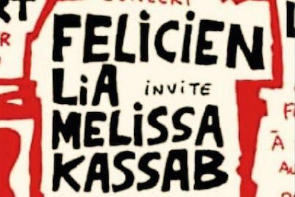 Félicien LiA invite Melissa Kassab