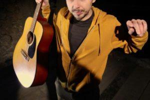 hector ou rien - guitare - la bretelle at home