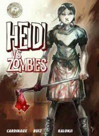 heidi vs zombies - image bd - la bretelle at home